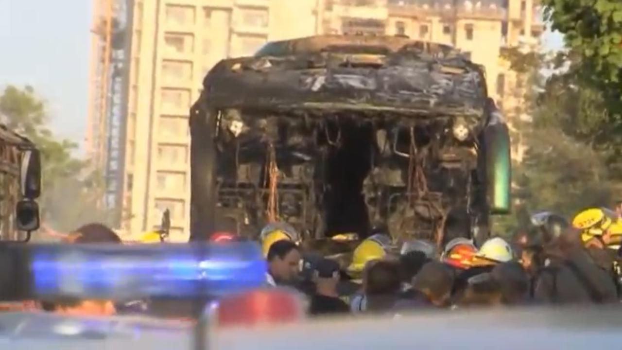 Gewonden bij explosie in bus Jeruzalem