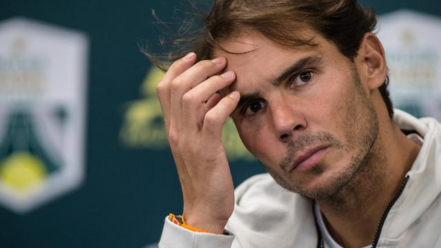 Nadal verwacht ondanks blessure mee te doen aan ATP Finals
