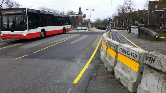 Jan van Houtbrug weer open voor zwaar verkeer