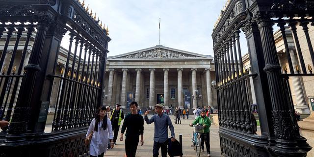 Dure Cartier-ring uit British Museum verdwenen