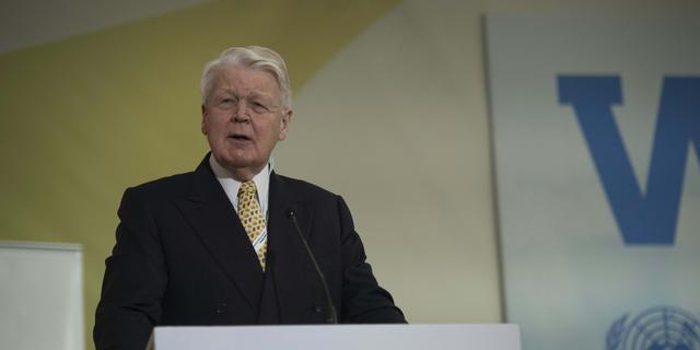President IJsland ziet af van zesde termijn