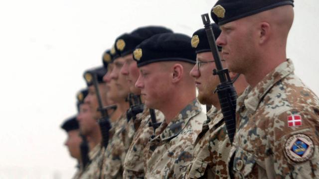 Deense militairen willen stoppen met vechten tegen IS
