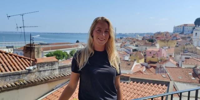 Baukje is accountexecutive in Portugal: 'Heel makkelijk aan werk gekomen'