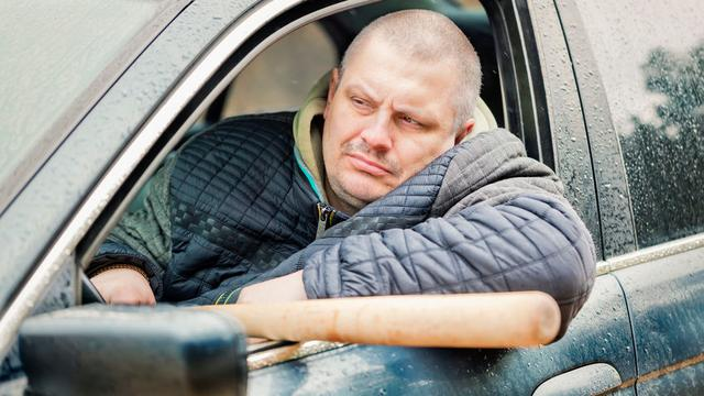 'Door de adrenaline gedraag je je in de auto sneller agressief'