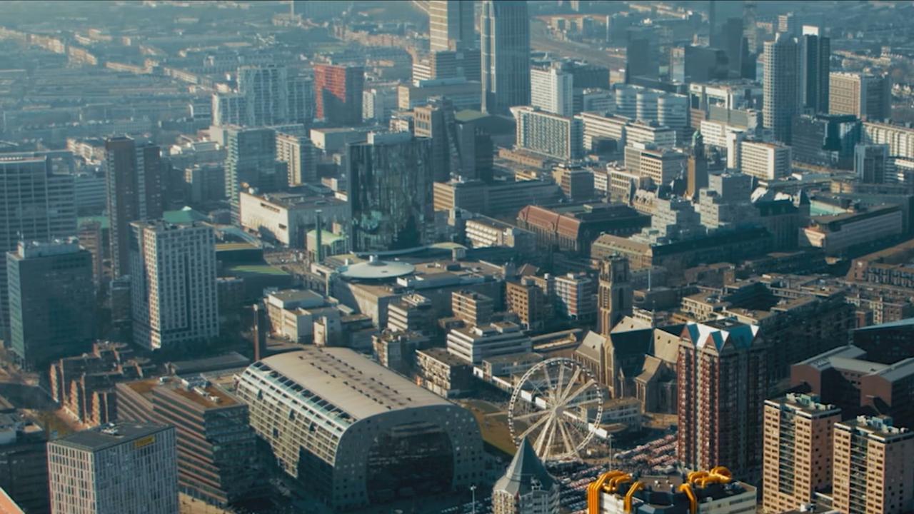 Bekijk de promotievideo van Songfestival-kandidaat Rotterdam
