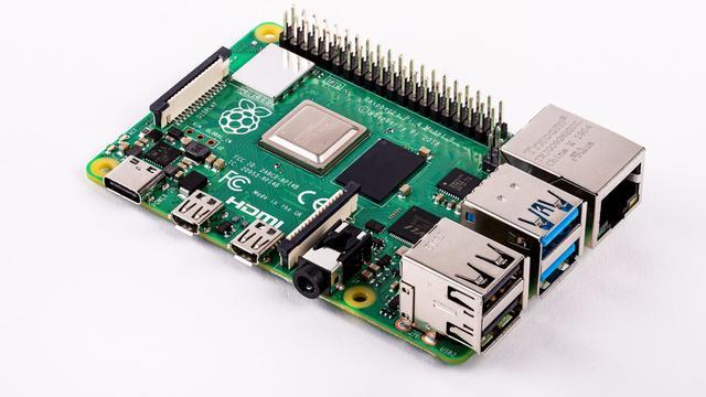 Minicomputer Raspberry Pi 4 drie keer krachtiger dan voorganger
