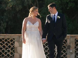 De twee stapten in het geheim in het huwelijksbootje