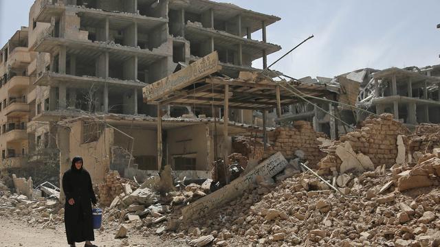 'Nieuwe groep rebellen begint aan aftocht uit Oost-Ghouta'