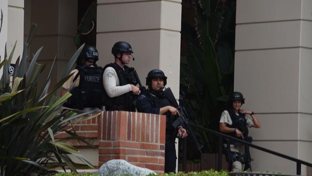 Twee doden bij schietpartij Universiteit Californië