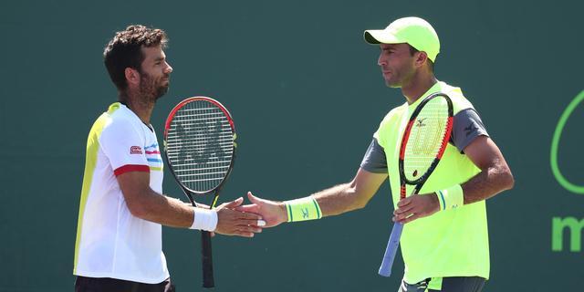 Titelverdedigers Rojer en Tecau beginnen US Open met eenvoudige zege