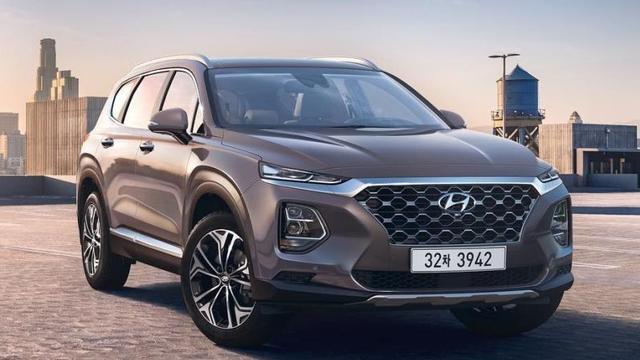 Eerste foto's nieuwe Hyundai Santa Fe