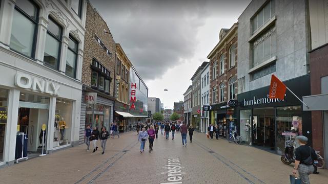 Herestraat in Groningen krijgt in 2020 nieuwe gele stenen