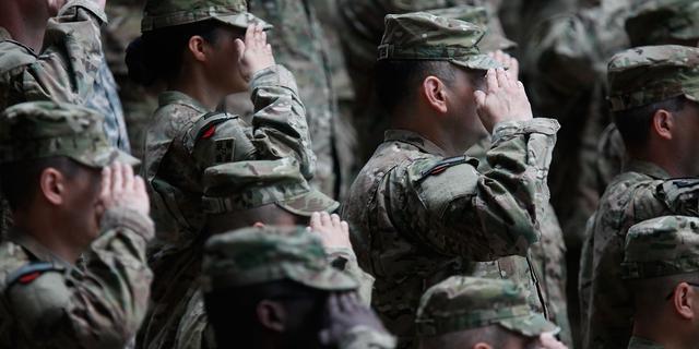'Leger VS stopt tijdelijk met streamen op Twitch na kritiek op bannen critici'