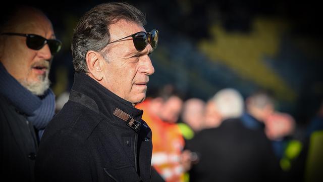 Brescia-eigenaar: 'De pest staat voor de deur, voetbal is niet belangrijk'