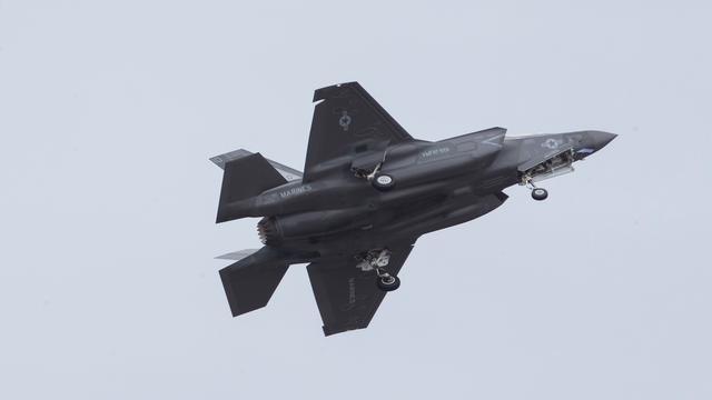 Lockheed boekt meer winst door grotere vraag naar JSF