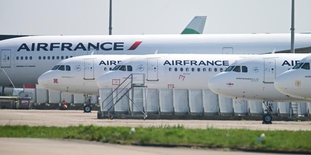 Topman Air France-KLM: 'Miljardensteun zal bedrijf overeind houden'
