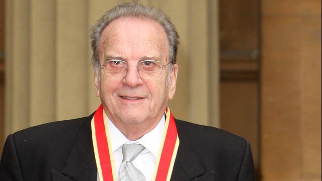 Oscar-winnende toneelschrijver Ronald Harwood (85) overleden