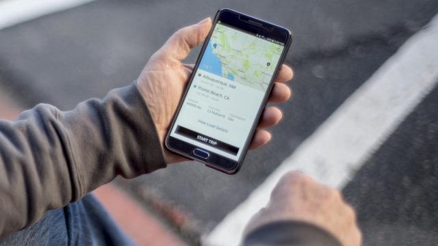 Uber lanceert nieuwe dienst voor vrachtwagens