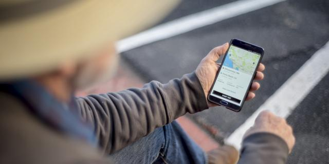 Uber start test met deelfietsdienst in de VS