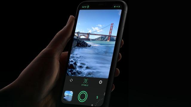 Apple verkiest camera-app van Nederlandse ontwerper tot beste iPhone-app