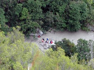 Nog minstens vijf mensen vermist