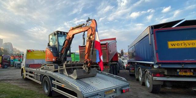 Politie Den Haag: Mijd de A12 en neem andere route naar de stad