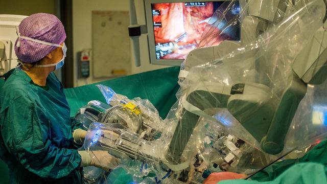 Amphia zet robotchirurgie in bij alvleesklierkanker