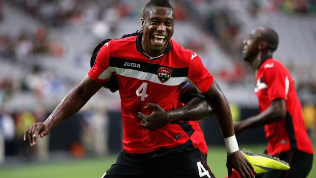 Trinidad en Tobago plaatst zich voor kwartfinales Gold Cup