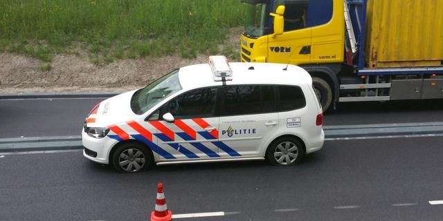 Negenduizend auto's gescand in en rondom Steenbergen