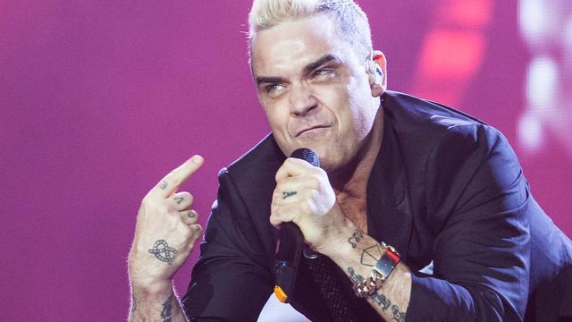 Robbie Williams zegt dat psychische problemen hem 'willen doden'