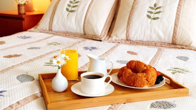 Bed en breakfast op camping De Schijvenaer
