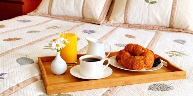 Bed & Breakfast populairst onder vakantiegangers