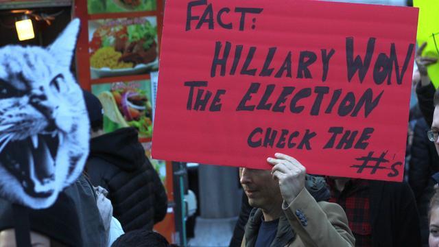 Staten VS weigeren mee te werken aan onderzoek stemfraude
