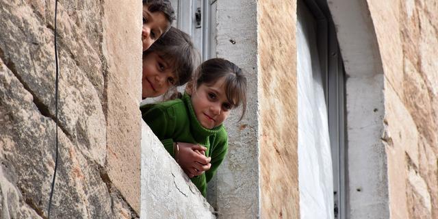 'Israël neemt voor het eerst officieel Syrische vluchtelingen op'