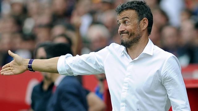 Luis Enrique vindt Barcelona ver verwijderd van 'topvorm'