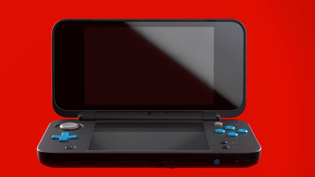 Dit is de nieuwe 2DS XL van Nintendo