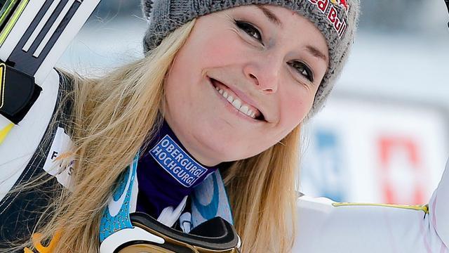 Alpineskiester Lindsey Vonn heeft relatie met Alexander Ludwig