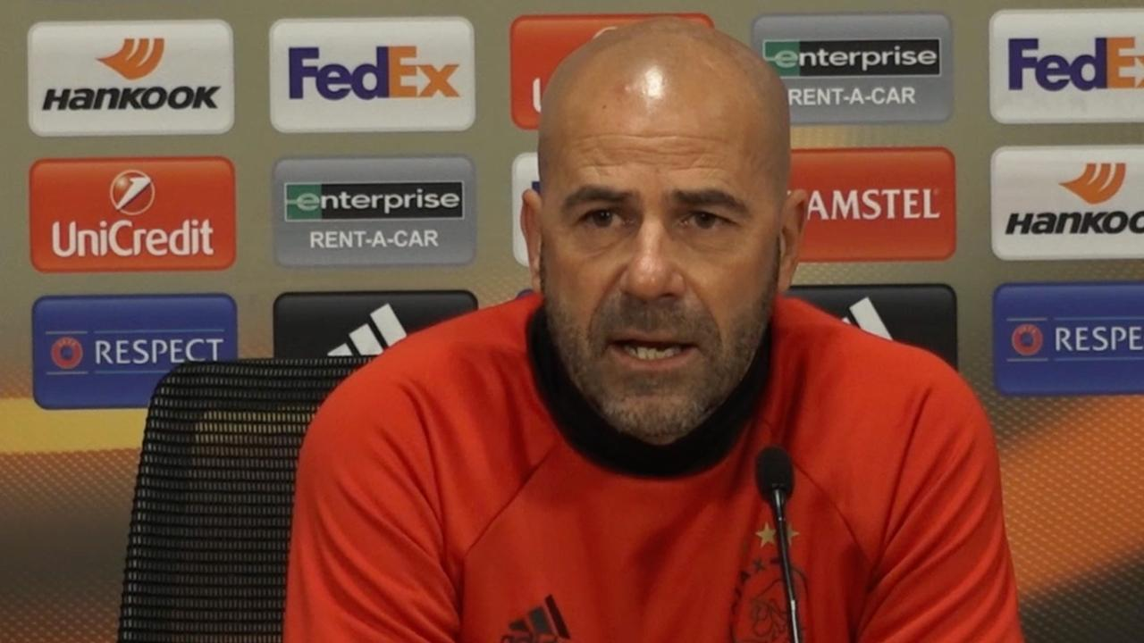Bosz: 'Voorkeur Van Breukelen kan me niet heel veel schelen'