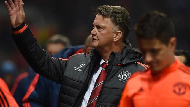 Van Gaal blij, opgelucht en trots na 'verdiende' overwinning United