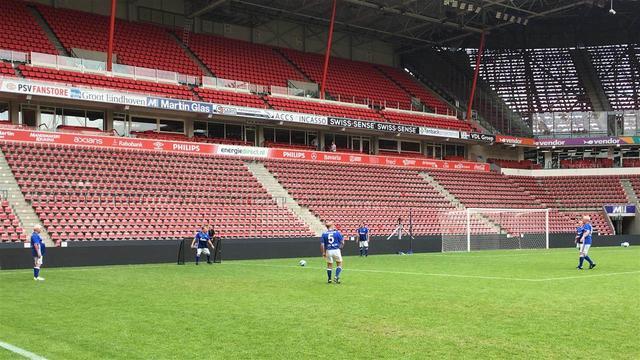 Seniorenteams spelen woensdag Walking Football-toernooi in Eindhoven
