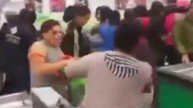 'Black Friday' zorgt voor chaos in winkels Zuid-Afrika