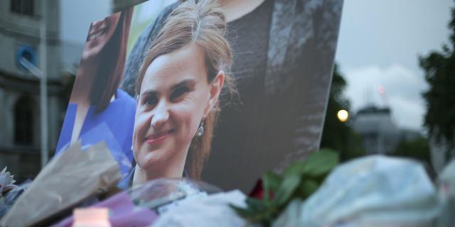 'Moord Jo Cox was gerichte aanval door eenling'