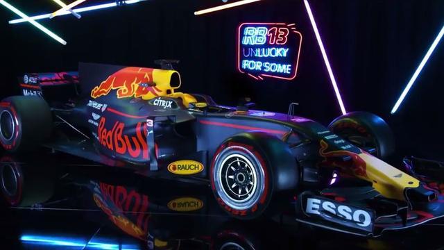 Ook Red Bull, Toro Rosso en Haas met haaienvin in nieuw seizoen