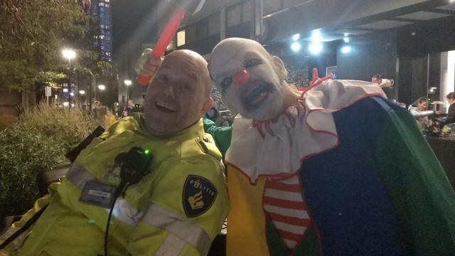 Rotterdamse Zombiewalk zonder problemen verlopen