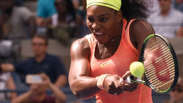 Serena Williams stelt rentree uit door knieblessure