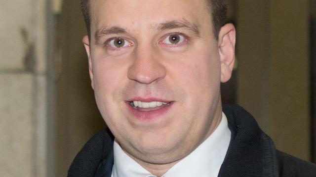 Liberaal Jüri Ratas nieuwe premier Estland is