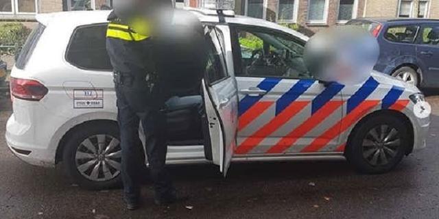 Politie arresteert verkoper van gestolen kinderwagen in Oog in Al
