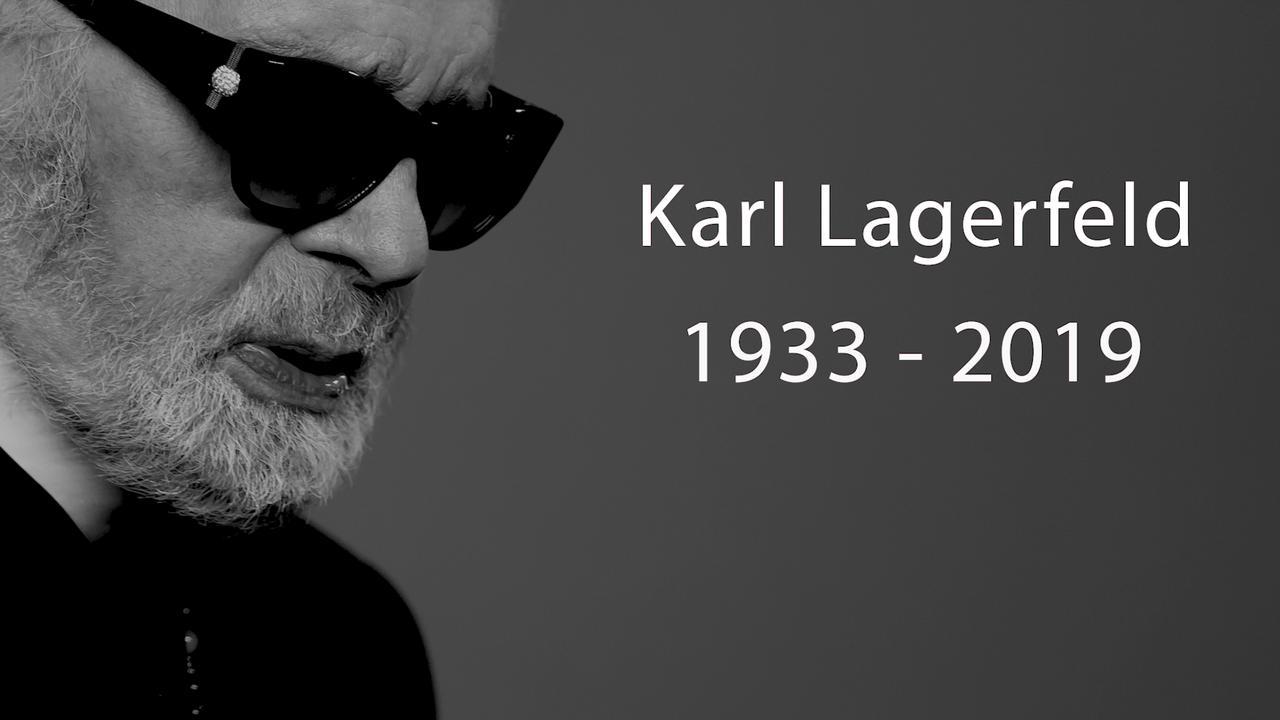Karl Lagerfeld over dunne modellen, boerka's en Merkel
