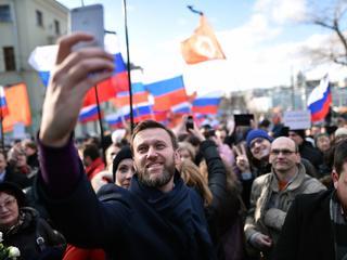 Ook protesten in andere Russische steden