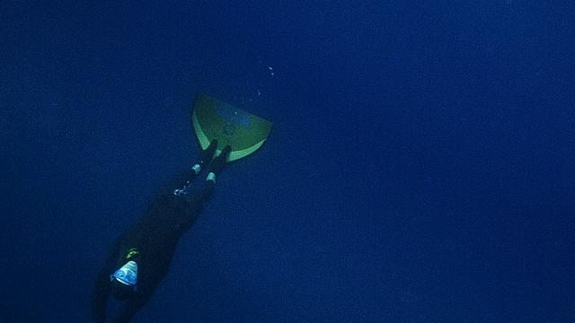 Nederlandse verbreekt wereldrecord freediven